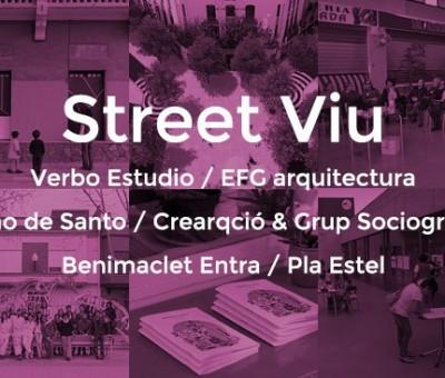 2015 P Street View VLC /Participación PAM
